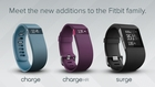 Fitbit unveils three new fitness wristbands