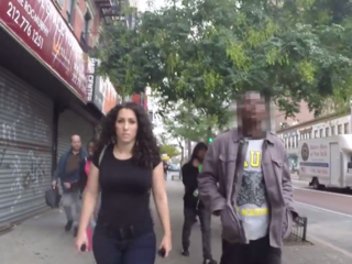 Video prompts look at street harassment in U.S.