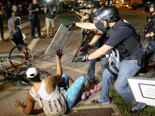 Ferguson awaits jury decision