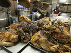 Americans gobble up almost 100 million turkeys