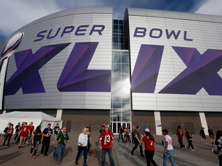 Super Bowl ticket prices double last year's