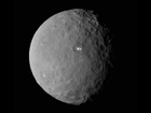 NASA spacecraft spots two bright points on Ceres