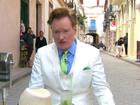 WATCH: Conan tries to make friends in Cuba