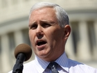 Ind. governor defends 'religious freedom' bill