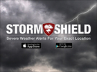 Get Storm Shield app for severe weather alerts