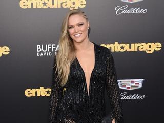 Ronda Rousey to star in her big-screen memoir