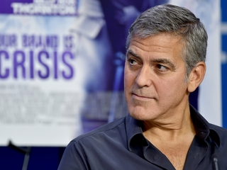 Clooney's NKY childhood inspired new movie