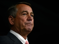 Boehner on retirement: 'It's weird'