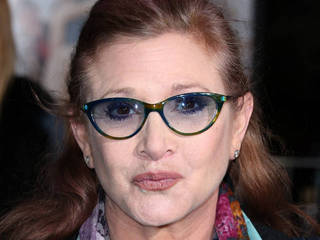 Carrie Fisher blasts Lord's Prayer advert ban...