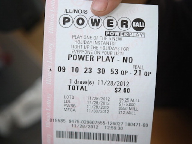 With No Winners, Powerball Jackpot Set to Reach Historic High