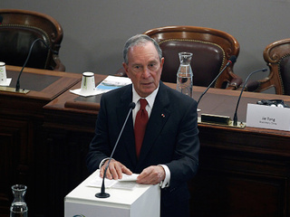 Bloomberg confirms he might run for president