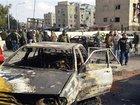 IS car bomb in Syrian capital kills 10