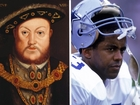 Henry VIII suffered from NFL-like brain injuries