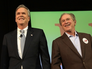George W. Bush to make Cincy fundraising stop