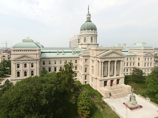 Judge blocks parts of new Indiana abortion law