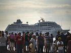 First US cruise in decades arrives in Havana