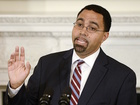Education head calls for repeal of bathroom bill
