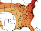 U.S. summer outlook: Starting off warm