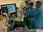 Robotic surgeon is better than human surgeons