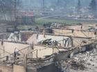 Canada wildfire: Entire neighborhoods destroyed