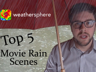 Video: Top 5 rain scenes in movie history