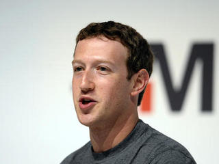 Facebook CEO Zuckerberg meets with conservatives