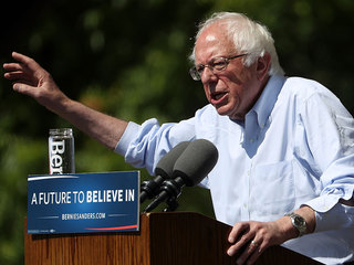 Sanders still behind after Kentucky recanvass