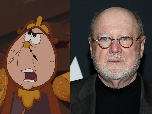 'Beauty and the Beast': See the voice cast 25 years later ...