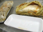 Woman tries to smuggle meth-stuffed burrito
