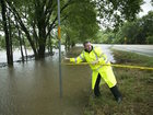 At least 1 dead, 3 missing in Texas flooding