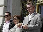 Parents of woman killed in SF sues city, feds