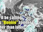 Tropical Storm Bonnie named by the weekend