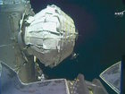 NASA successfully inflates space station room