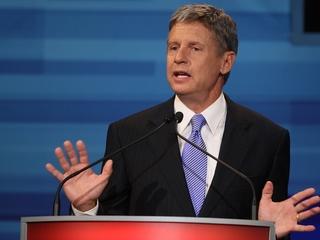 Libertarian Gary Johnson makes Ohio ballot