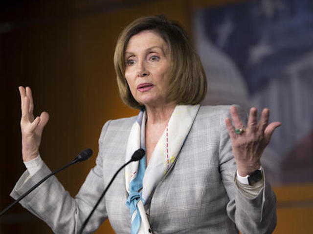 US House of Democrats re-elect Nancy Pelosi as leader