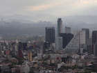 Mexico City shaken by earthquake
