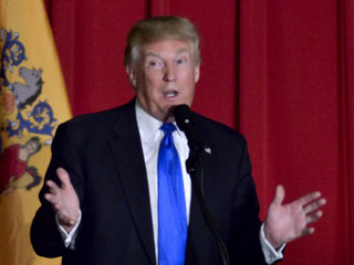 Trump announces Wednesday rally in Cincinnati