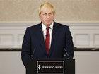 Boris Johnson not seeking prime minister job