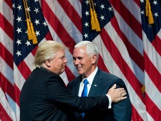 Mike Pence by the numbers