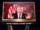 Trump's big show: So far, so bad