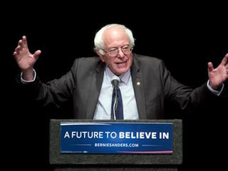 Hacked emails show DNC hostility to Sanders