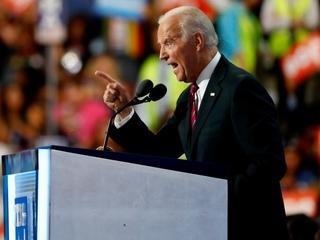 Joe Biden leaves the door open for a 2020 run