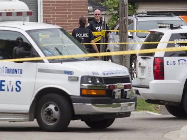 Three dead in street attack in Canada