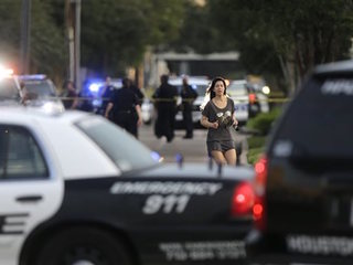 Lawyer is suspect in Houston mass-shooting