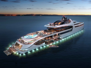 The world's most expensive yachts