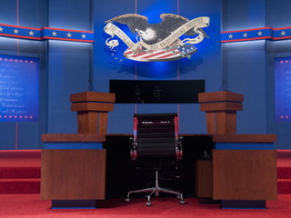 The first presidential debate blog