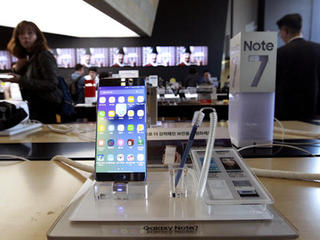 Lufthansa bans Samsung Galaxy Note 7 phones