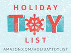 Here's what is on Amazon's 2016 Holiday Toy List