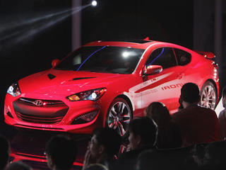 Hyundai recalls 84K Genesis Coupes