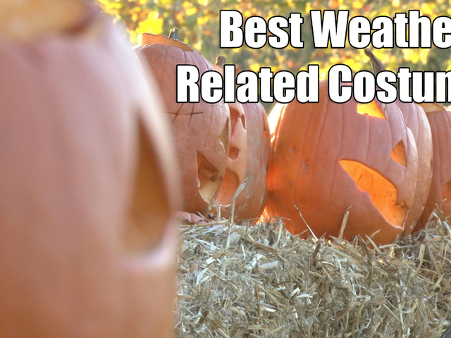 Weather-Inspired Halloween Costumes